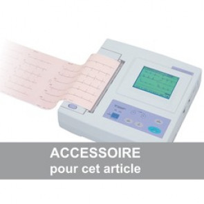 LOGICIEL PC AIM ECG FUKUDA / CD + CABLE