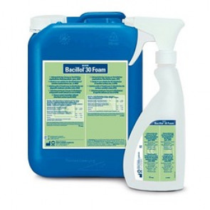 DESINFECTANT BACILLOL 30 FOAM 750ML