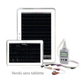 ECG EDAN pour tablette tactile PADECG -