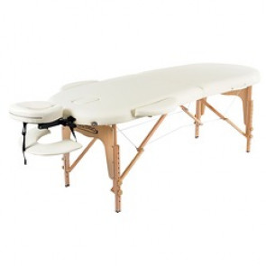 TABLE DE MASSAGE PLIANTE CLASSIC OVAL 2