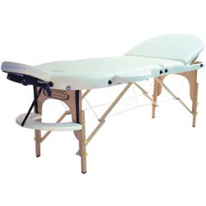 TABLE MASSAGE CLASSIC 3 OVAL  CREME