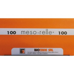 AIGUILLE MESORELLE 27G 0.40 mm