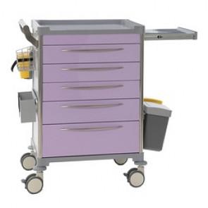 Chariot de soins Multiroir