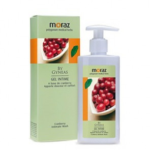 GEL INTIME CRANBERRY 250 ML POMPE