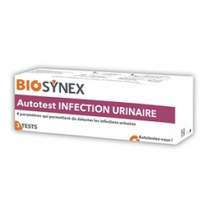 Test Bandelettes Infections Urinaires Exacto