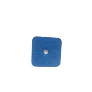 Electrode Tens avec bouton à pression
