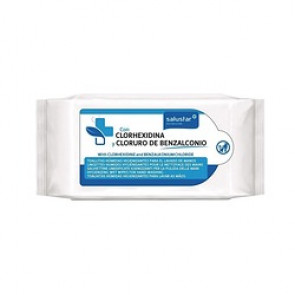 LINGETTES HUMIDES HYGIENISANTES MAIN