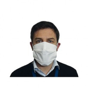 Masque en tissu pour le grand public UNS1 - Lavable 10 fois - Taille unique