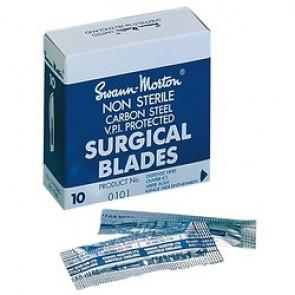 Lames de bistouris Swann-Morton non stérile