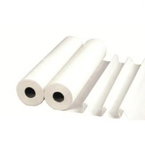 DRAP EXAM PLASTIFIE BLANC 50x38cm 180F