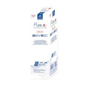 Compresse non tissé stérile 40G  7.5 x 7.5 cm 25 Sachets de 10