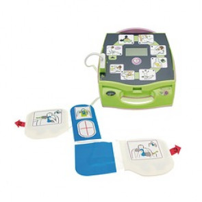 DEFI AUTO ZOLL AED+ / CPR D +10 PILES