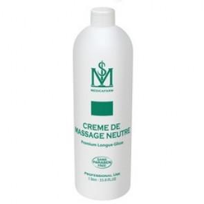 Crème de massage Premium longue glisse