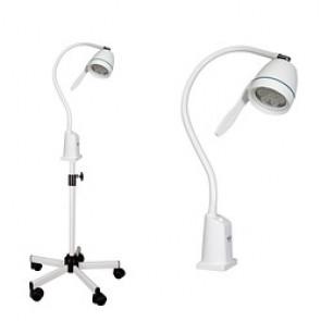 Lampe d'examen LID - Hepta LED 7 W + pied roulant
