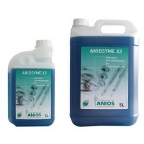 Aniosyme X3 – Détergent pré-désinfectant de l'instrumentation