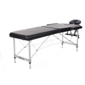 Table de massage pliante légère en aluminium