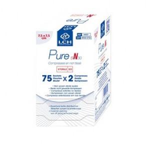 Compresses en non tissé stériles 30g PURE SN