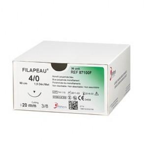 Fils de sutures Filapeau - Peters Surgical - Boîte de 12