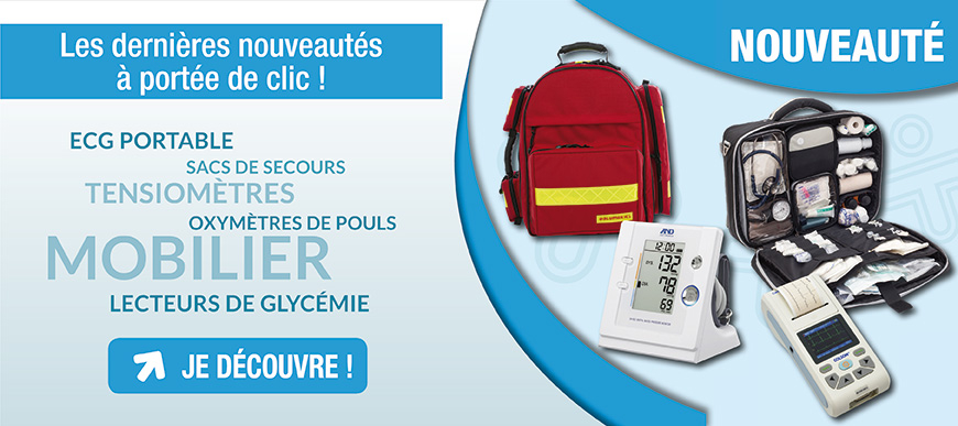 Nouveau catalogue NMMedical !