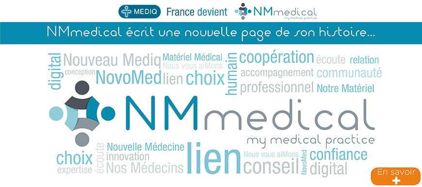 NMMedical se refait une santé