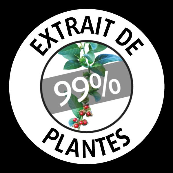 99% plantes